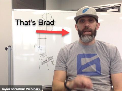 Brad Martineau 7 Figure Business Strategy